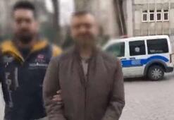 Havalimanında yakalanan FETÖnün ilçe sorumlusu tutuklandı