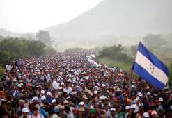 ABD, Orta Amerika ülkelerine yardımları durduracak