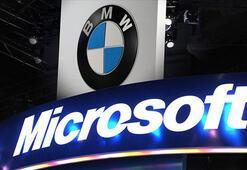 BMW ve Microsofttan işbirliği