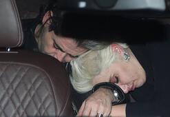 Sıla ve Hazer Amaini hakkında flaş iddia Arabada yakalanmışlardı...