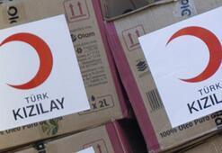 Türk Kızılaydan Yemene gıda yardımı