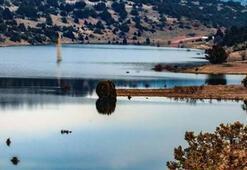 Eski Kureyşler köyü sularının altında kaldı