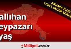 Nallıhan Beypazarı Ayaş seçim sonuçları | 2019 Yerel seçim sonuçları