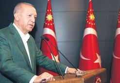 Cumhurbaşkanı Erdoğan mesajı verdi: Değişim süreci yeniden başlıyor