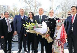 Türkiye'ye örnek