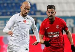 Ümraniyespor-Akhisarspor: 0-1