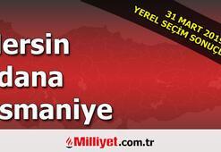 Mersin Adana Osmaniye seçim sonuçları | 2019 seçim sonuçları ve oy oranları