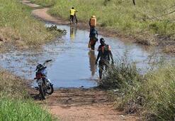 Idai Kasırgasının vurduğu Mozambikte kolera tehdidi