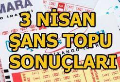 Şans Topu sonuçları açıklandı (3 Nisan MPİ Şans Topu çekiliş sonuç sorgulama)