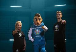 EURO 2020nin maskotu belli oldu