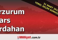 Erzurum Kars Ardahan seçim sonuçları | 2019 Seçim sonuçları ve oy oranları