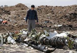 Etiyopyadaki uçak kazasında pilotlar kontrolü sağlayamadı