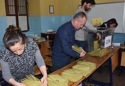 İzmir seçim sonuçlarında son durum İzmir oy oranları...