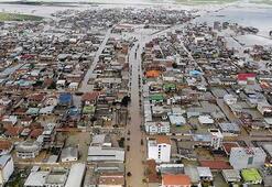 İrandaki sel felaketinde 46 kişi hayatını kaybetti