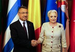 Cumhurbaşkanı Yardımcısı Oktaydan verimli Balkan diplomasisi