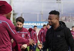 Trabzonsporda Onazi döndü