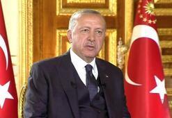 Cumhurbaşkanı Erdoğandan Ayasofya açıklaması: Cami olarak...