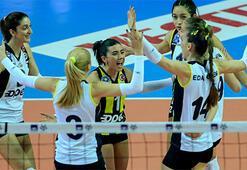 VakıfBank-Fenerbahçe Opet: 2-3