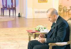 Cumhurbaşkanı Erdoğandan Kandile operasyon açıklaması: Kuzey Irak'ta önemli sorumlular bitti