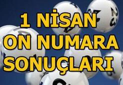 On Numara sonuçları belli oldu (MPİ 1 Nisan On Numara çekiliş sonuç sorgulama ekranı)