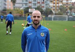Efecan Karacanın milli heyecanı