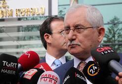 Son dakika... YSK Başkanından seçim açıklaması