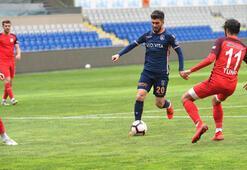 Medipol Başakşehir - Pendikspor: 1-2