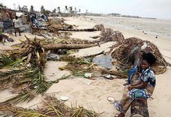 Mozambikten acı haberler gelmeye devam ediyor 15 bin kişi kurtarılmayı bekliyor...