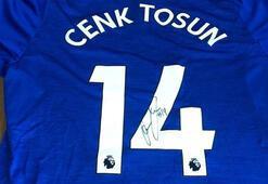 Cenk Tosun'dan Eskişehirspora destek