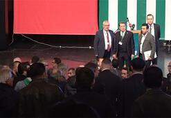 Bursaspor Genel Kurulunda tansiyon yükseldi