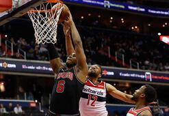 Chicago Bulls son nefeste güldü