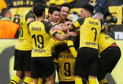 Borussia Dortmund, Bayern Münihten zirveyi kaptı 90+1de...