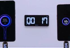 Xiaomi şarj süresinde rekor kırdı