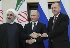 Putin ve Ruhaniden Cumhurbaşkanı Erdoğana tebrik