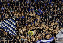 Dinamo Zagrebe seyircisiz oynama cezası