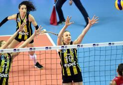 Fenerbahçe Opet set vermeden turladı