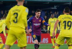 Villarreal-Barcelona: 4-4