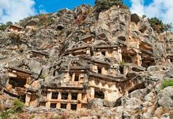 Myra antik kenti hangi ilimizin sınırları içerisinde bulunmaktadır
