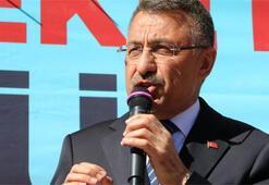 Cumhurbaşkanı Yardımcısı Oktay, A Milli Futbol Takımını tebrik etti