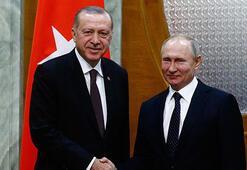 Son dakika... Putinden Cumhurbaşkanı Erdoğana tebrik telefonu