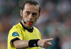 Cüneyt Çakır, Al Nassr - Al Hilal maçını yönetecek
