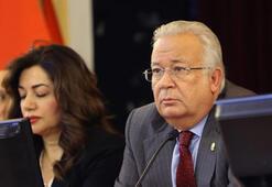 Eşref Hamamcıoğlundan başkanlık açıklaması