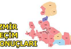 2019 İzmir seçim sonuçları - 31 Mart Yerel Seçimi İzmir oy oranları