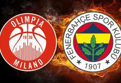 Olimpia Milano-Fenerbahçe Beko maçı bu akşam saat kaçta hangi kanalda