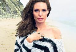 Süper kadın Jolie