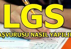 LGS başvuruları başladı | LGS başvurusu nasıl yapılır