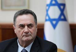 İsrailli Bakandan Suriyeye saldırı itirafı
