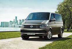 Volkswagen Caravelle dört çeker versiyonuyla satışa çıktı