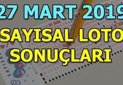 Sayısal Loto sonuçları belli oldu (27 Mart MPİ Sayısal Loto çekiliş sonuç sorgulama)