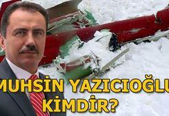 Muhsin Yazıcıoğlu kimdir Muhsin Yazıoğlunun hayat hikayesi...